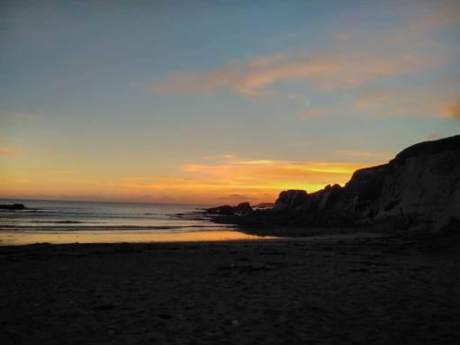 7 Sunset